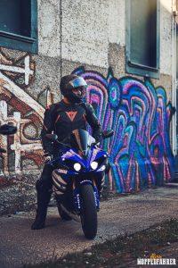 Echte Moppedfahrer - Yamaha R1